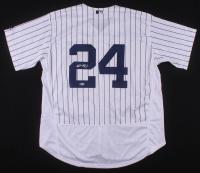 Gary Sanchez Signed New York Yankees Jersey (Beckett COA)