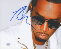 P. Diddy Signed 8x10 Photo (PSA COA) at PristineAuction.com