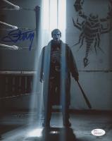 Sting Signed WWE 8x10 Photo (JSA COA)