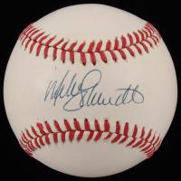 Mike Schmidt Signed ONL Baseball (JSA COA)