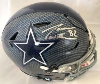 Jason Witten Signed Dallas Cowboys Full-Size Authentic On-Field Hydro Dipped Speedflex Helmet (Beckett COA)