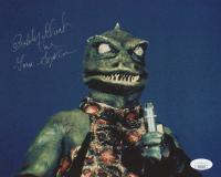 "Bobby Clark Signed ""Star Trek"" 8x10 Photo with Inscription (JSA COA)"