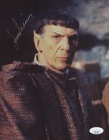 "Leonard Nimoy Signed ""Star Trek"" 8x10 Photo (JSA COA)"