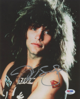Jon Bon Jovi Signed 8x10 Photo (PSA COA) at PristineAuction.com