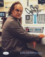 "John Billingsley Signed ""Enterprise"" 8x10 Photo (JSA COA)"