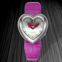 Chronotech Ladies Heart Watch at PristineAuction.com