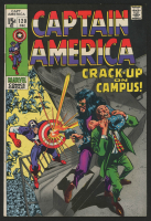 "1969 ""Captain America"" Issue #120 Marvel Comic Book"