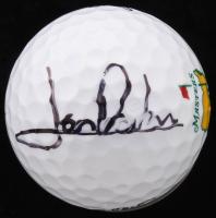 Jon Rahm Signed Masters Logo Golf Ball (Beckett COA)