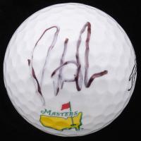 Patrick Reed Signed Masters Golf Ball (Beckett COA)