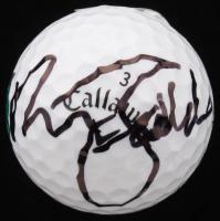 Nick Faldo Signed Golf Ball (Beckett COA)