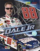 Dale Earnhardt Jr. Signed NASCAR 8x10 Photo (Dale Jr. Hologram)