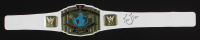 Ric Flair Signed WWE World Heavyweight Wrestling Championship Belt (JSA COA)