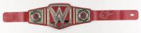 Ric Flair Signed WWE Universal Champion Belt (JSA COA)