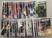 """Lot of (34) 2006-2011 """"Batman Confidential"""" DC Comic Books from #1-50"""