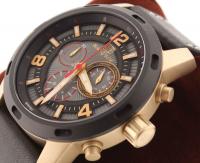 Buech & Boilat Baracchi Men's Swiss Chronograph Watch at PristineAuction.com