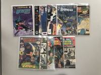 """Lot of (11) 1967-1969 """"Detective"""" 1st Series DC Comic Books with #0, #366, #370, #379, #381, #390, #391, and Annual #1-4"""