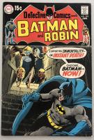 "1937 ""Detective Comics: Batman and Robin"" Issue #395 1st Series DC Comic Book"