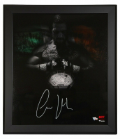 Conor McGregor Signed 20x24 Custom Framed Photo (Fanatics Hologram) at PristineAuction.com