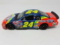 Jeff Gordon & Ray Evernham Signed Limited Edition #24 DuPont 1997 Chevrolet Monte Carlo 1:24 Scale Lionel Die Cast Car (Fanatics Hologram)