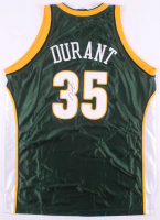 Kevin Durant Signed Seattle SuperSonics Jersey (JSA COA)