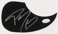 Post Malone Signed Pickguard (JSA COA)