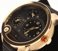 Bernoulli Chimera 3 Timezone Men's Watch at PristineAuction.com