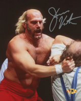 Jesse Ventura Signed 8x10 Photo (MAB Hologram)