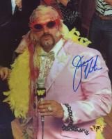 Jesse Ventura Signed WWE 8x10 Photo (MAB Hologram)