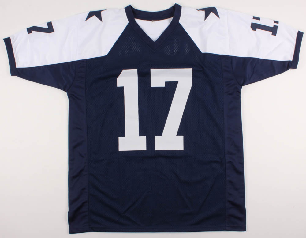 a46d90259 Allen Hurns Signed Dallas Cowboys Jersey (JSA COA) at PristineAuction.com
