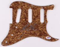 Mac Miller Signed Electric Guitar Pickguard (PSA LOA) at PristineAuction.com