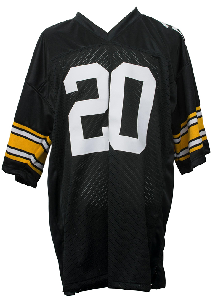 2cc7a106171 Rocky Bleier Signed Pittsburgh Steelers Jersey Inscribed