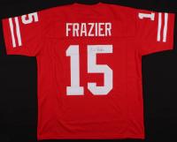 Tommie Frazier Signed Nebraska Cornhuskers Jersey (JSA COA) at PristineAuction.com