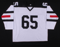 Andrew Shaw Signed Chicago Blackhawks Jersey (JSA COA) at PristineAuction.com