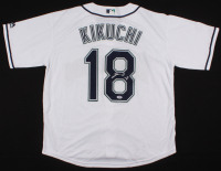 Yusei Kikuchi Signed Seattle Mariners Jersey (PSA COA) at PristineAuction.com