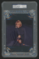 "Whitney Houston Signed ""My Love Is Your Love"" CD Booklet (PSA Encapsulated)"