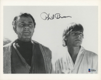 "Phil Brown Signed ""Star Wars: Episode IV – A New Hope"" 8x10 Photo (Beckett COA) at PristineAuction.com"