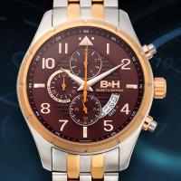 Brandt & Hoffman Sagan Men's Chronograph Watch at PristineAuction.com