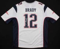 Tom Brady Signed New England Patriots Jersey (Steiner Hologram & TriStar Hologram)