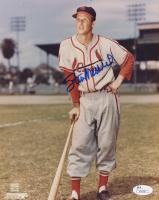 Stan Musial Signed St. Louis Cardinals 8x10 Photo (JSA COA)