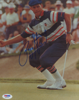 Payne Stewart Signed 8x10 Photo (PSA Hologram)