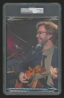 Eric Clapton Signed 5.75x7.5 Photo (PSA Encapsulated) at PristineAuction.com