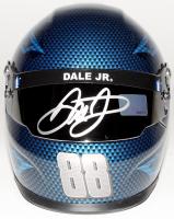 Dale Earnhardt Jr. Signed NASCAR Nationwide 1:3 Scale Mini-Helmet (Dale Jr. Hologram) at PristineAuction.com