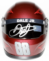 Dale Earnhardt Jr. Signed NASCAR Axalta Racing 1:3 Scale Mini-Helmet (Dale Jr. Hologram)