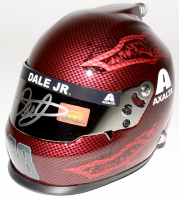 Dale Earnhardt Jr. Signed NASCAR Axalta Racing 1:3 Scale Mini-Helmet (Dale Jr. Hologram) at PristineAuction.com