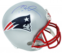 Schwartz Sports The G.O.A.T. Football Superstar Signed Full-Size Helmet Mystery Box - Series 1 (Limited to 112) at PristineAuction.com