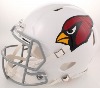 Emmitt Smith Signed Arizona Cardinals Full-Size Authentic On-Field Speed Helmet (Prova COA) at PristineAuction.com