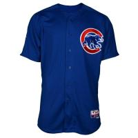 Javier Baez Signed Chicago Cubs Jersey (Fanatics Hologram & MLB Hologram) at PristineAuction.com