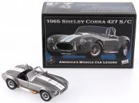 1965 Shelby Cobra 427 S/C 1:24 Premium Diecast Car