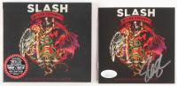 "Slash Signed ""Apocalyptic Love"" CD Album Sleeve (JSA COA) at PristineAuction.com"