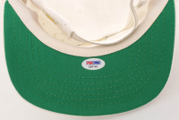 """Masters"" Adjustable Hat Signed by (9) with Jack Nicklaus, Arnold Palmer, Ray Floyd, Fuzzy Zoeller, Sandy Lyle (PSA LOA) at PristineAuction.com"